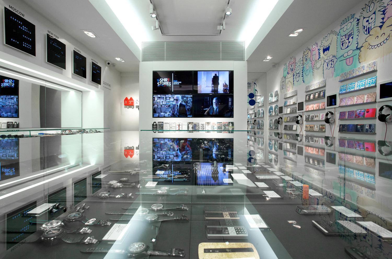 Weekly6 6 villes 6 shops - Colette paris magasin ...